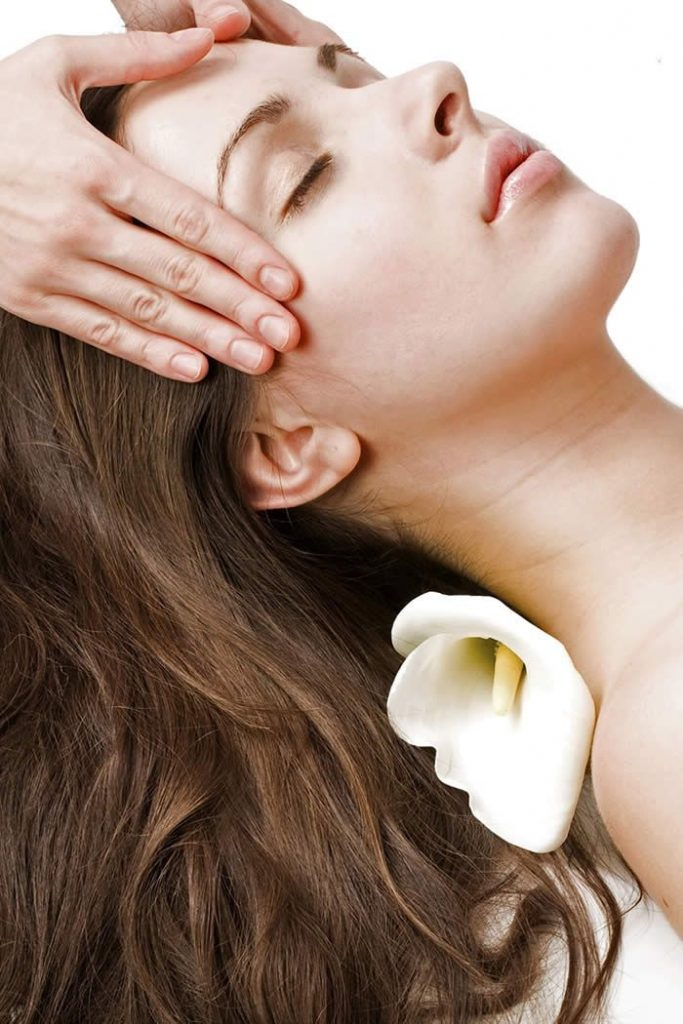 Hair Spa at Home with Natural Ingredients