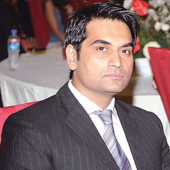 Humayun Saeed Injured In an Accident