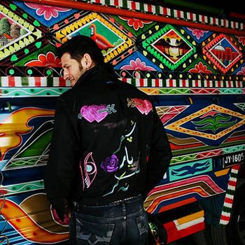 Truck Art in Clothes Is the New Thing