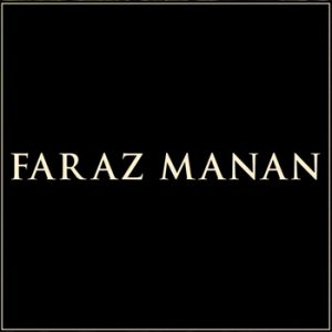Faraz Manan - Pakistani Fashion Designer