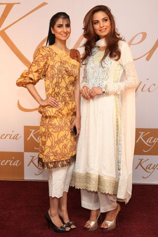 Launch of Kayseria Summer Collection in Karachi, Kayseria Summer Collection 2012