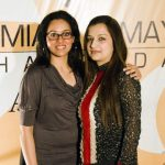 Outlet Launch by Samia & Azmay Shahzada