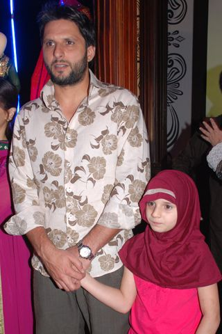Shahid afridi fashion collection 55