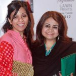 Launch of Lawn Prints 2012 by Nadia Hussain