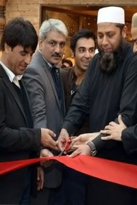 Launch of Brand Store Almirah, Fashion Brand Almirah in Lahore