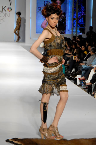 Ammar Belal's Collection at PFDC Sunsilk Fashion Week Lahore 2011