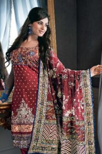 Gul Ahmad Exclusive Winter Collection 2010