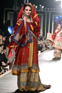 HSY Latest Bridal Dresses at Bridal Couture Week 2010