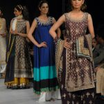 Karma's collection at PFDC Sunsilk Fashion Week 2010