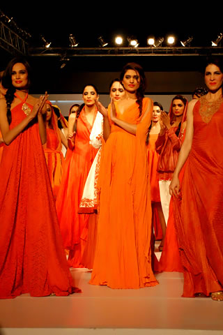 Sublime Latest Collection at PFDC Sunsilk Fashion Week 2011 Lahore