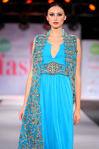Monica's at India International Fashion Week