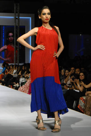 Muse's Collection at PFDC Sunsilk Fashion Week 2011 Lahore