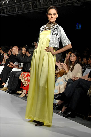 Muse's Collection at PFDC Sunsilk Fashion Week 2010