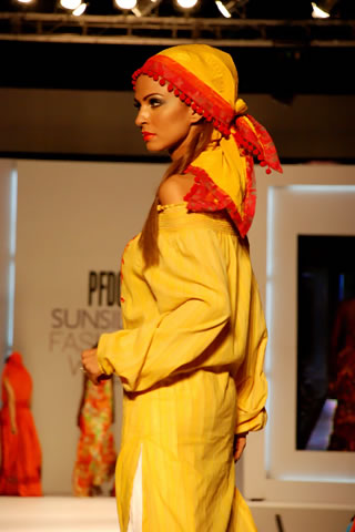 Latest 2011 Collection by Sublime's at PFDC Lahore
