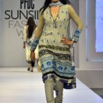 Sobia Nazir at PFDC Sunsilk Fashion Week Lahore 2011