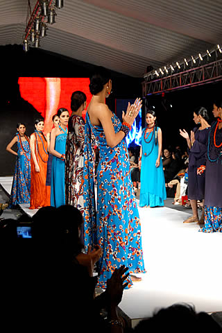 Sublime's Collection at PFDC Sunsilk Fashion Week 2010