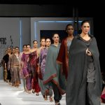 Pakistani Fashion Designer Yahsir Waheed at PFDC Sunsilk Fashion Week