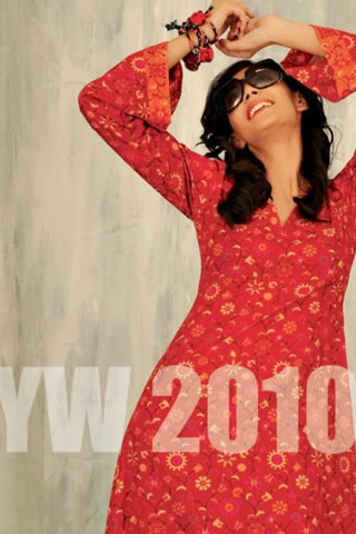 Yasir Waheed Spring/Summer Lawn Collection 2010 (part 2)