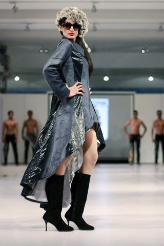 BNS Collection at Islamabad Fashion Week A/W 2012, IFW 2012
