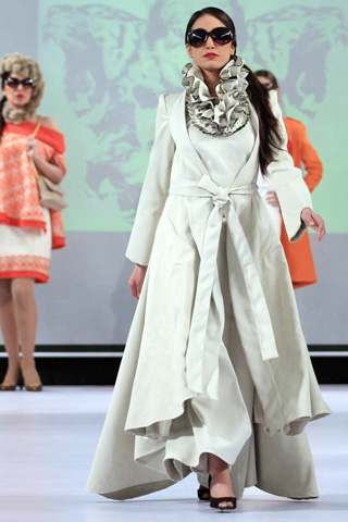 BNS Collection at Islamabad Fashion Week A/W 2012