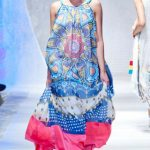 Lala Textiles Summer Collection at Pakistan Fashion Week London 2012 Day 2
