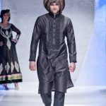 Nauman Arfeen at Pakistan Fashion Week London 2012 Day 2