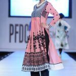 Meesha Shafi at PFDC Sunsilk Fashion Week 2012 Day 2