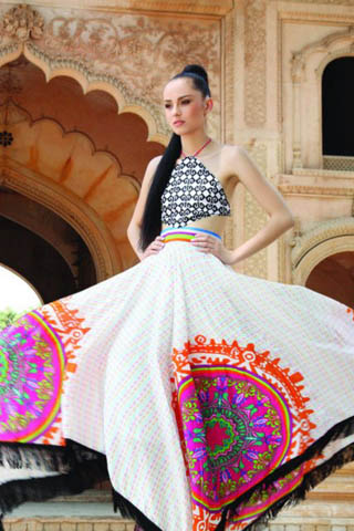 Pareesa Lawn Collection 2012 Vol 2 by Chen One, Summer Lawn Collection