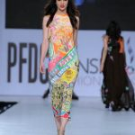 Cybil at PFDC Sunsilk Fashion Week 2012 Day 4