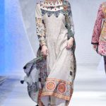 Sadia Designer Lawn - Pakistan Fashion Week London 2012