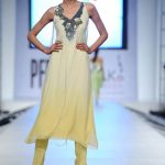 Fashion Model Fayeza at PFDC Sunsilk Fashion Week 2012 Day 1
