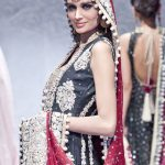 Zainab Sajid at Pakistan Fashion Week London 2012