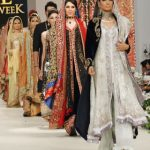 BNS - Bina Sultan Day 1 Collection at Pantene Bridal Couture Week 2011