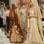 Day 1 Collection Bina Sultan (BNS) at Pantene Bridal Couture Week 2011