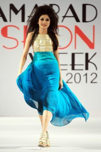 Erum Khan Collection at Islamabad Fashion Week A/W 2012, IFW 2012