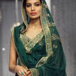 Hajra Hayat at Bridal Couture Week Day 2