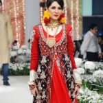 Kosain Kazmi Bridal Collection at Pantene Bridal Couture Week 2011 - Day 1