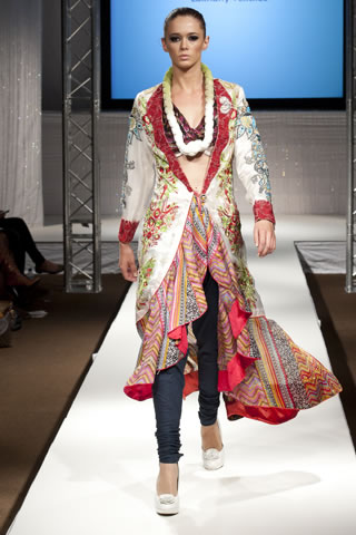 Lakhani at Pakistan Fashion Week UK - Day 1