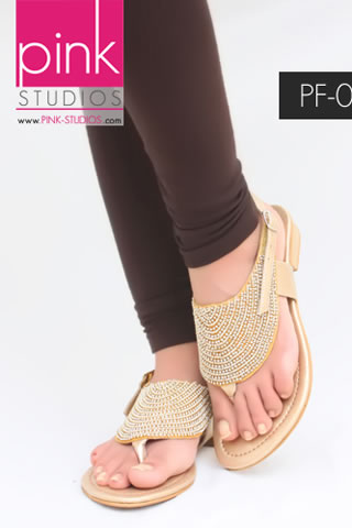 Pink Studios Latest Shoes Collection