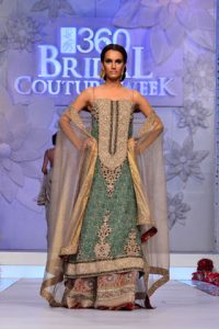 Mehdi's Collection at the finale of Bridal Couture Week 2011 Karachi