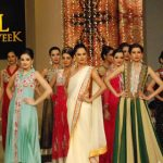 Hijab Bridal Collection by Misbah & Saba | Pantene Bridal Couture Week 2011
