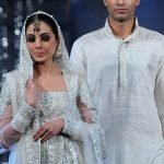 Nida Azwer Collection at PFDC L'Oreal Paris Bridal Week 2011 - Day 4