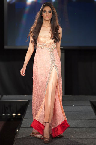 Runway Show by Asim Jofa in London, Latest Collection 2011 by Asim Jofa