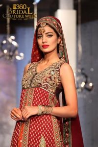 Shaiyanne Malik's Collection at Bridal Couture Week 2011, Bridal Collection