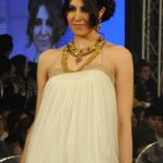 Gold by Reama Malik at PFDC L'Oreal Paris Bridal Week 2011 - Day 2