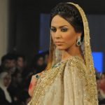 Reama Malik at PFDC L'Oreal Paris Bridal Week Day 2