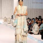 Zainab Sajid at Bridal Couture Week Day 2