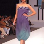 Zonia Anwaar at PFDC Sunsilk Fashion Week S/S 2012 Day 1 - Act 1