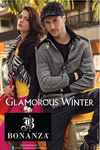 Bonanza Glamorous Winter Collection 2013, Bonanza Winter Collection