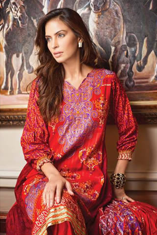Firdous Fashion Collection 2013